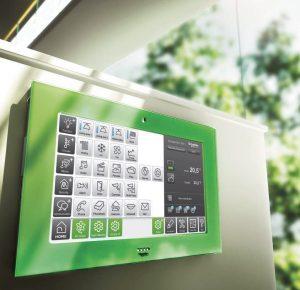 casa inteligenta - control centralizator